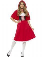 Wings & Wishes Red Riding Hood Costume